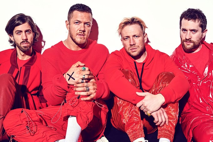 Especial Rock In Rio: Imagine Dragons
