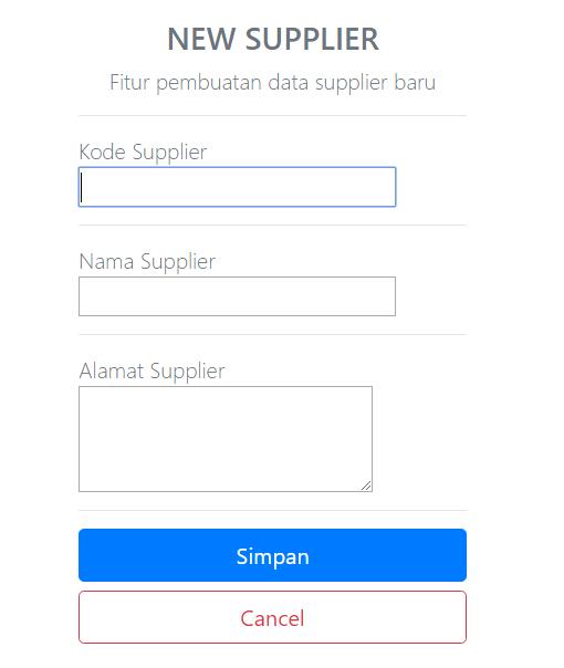 supplier APLIKASI PROGRAM KASIR ONLINE TERBARU - SOFTWARE KASIR