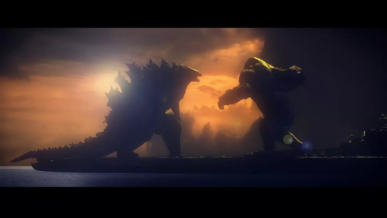 HBO Max divulga novo logo de Godzilla vs Kong