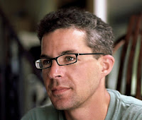 Where Writers Write: Alex Myers