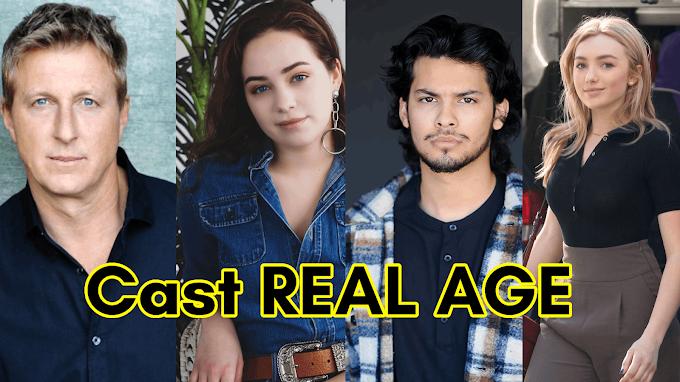 Cobra kai cast real ages