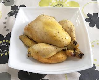 Roast Chicken in Crock Pot