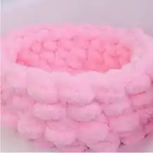 Cama para Gatito Crochet