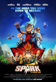 Download Film Spark A Space Tail (2017) Bluray Sub Indonesia