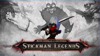 Game Stickman Legends Apk