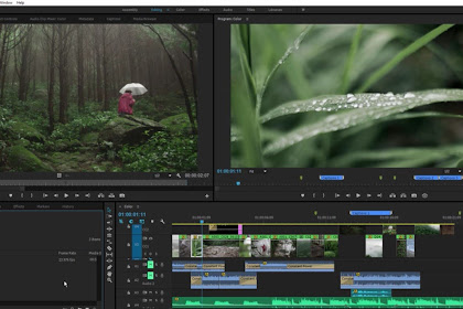 7 Software Editing Video Gratis Alternatif Adobe Premiere