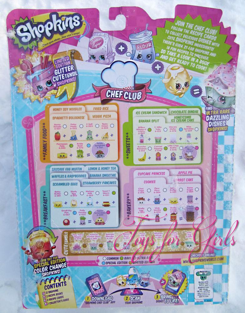 Queen Alice Toys | Обзоры игрушек и кукол: Шопкинс Шеф ...