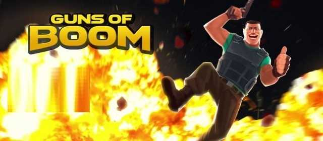 Guns of Boom – Online Shooter v9.0.320 Mod apk indir