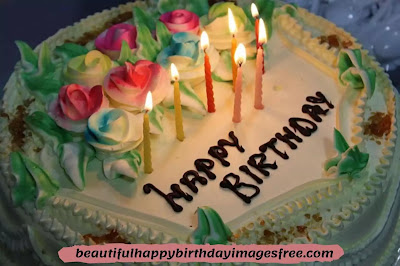 Images of Birthday Cake with Name Writing