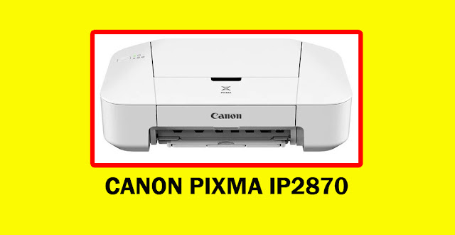 Spesifikasi Dan Harga Printer Canon Pixma IP2870