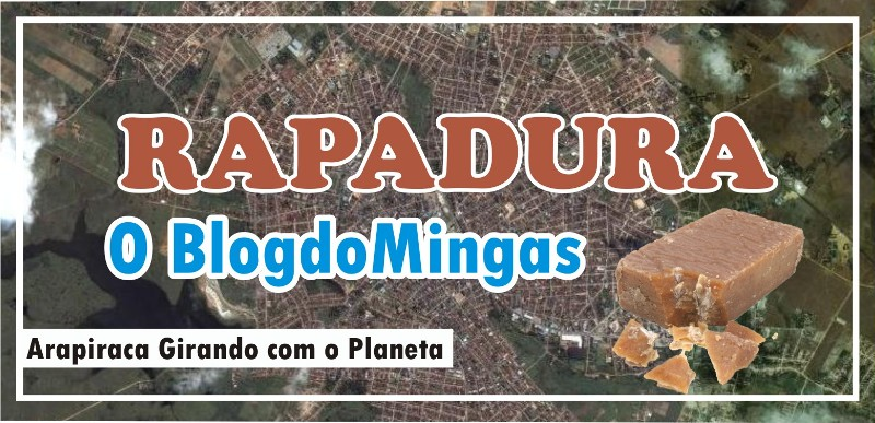 rapadura - o blog do mingas