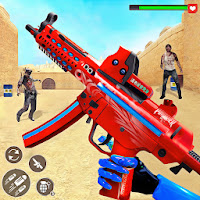 Zombie Robot Gun Shooting Strike FPS Shooting Game Apk Download