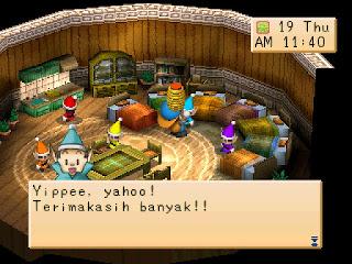 Panduan Kurcaci di Game Harvest Moon BTN