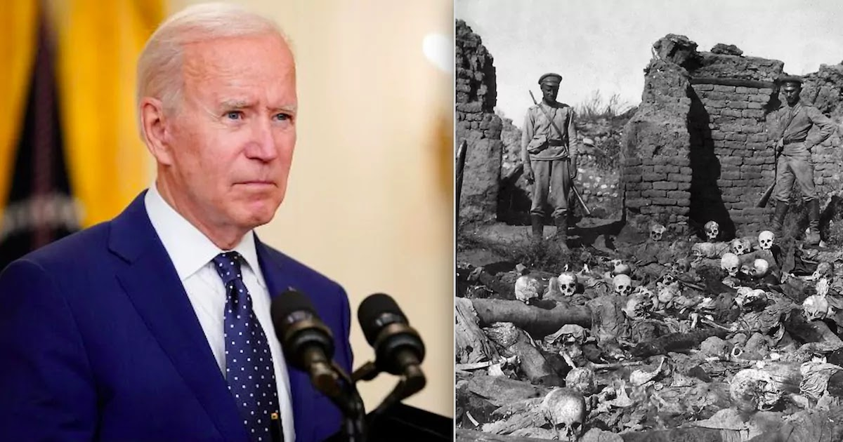 Biden To Declare Massacre Of Armenians As A Genocide, Risking Break Of Relations With Turkey