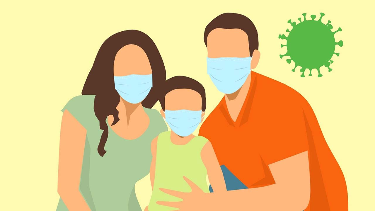 Ciri Virus Corona yang Menyerang Anak-anak, Orang Tua Wajib Tahu