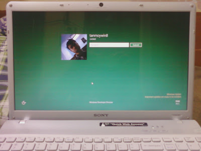 Cara Mengatasi Lupa Password Login Windows 8