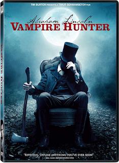 Abraham Lincoln Cazador De Vampiros [2012] [DVD R1] [NTSC] [Subtitulado] [Actualizado]