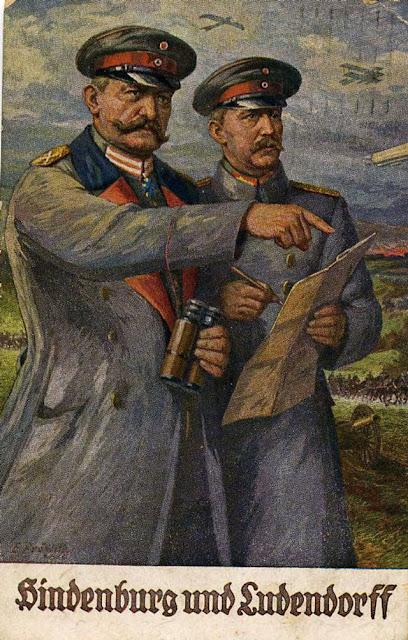 Ludendorff and Hindenburg worldwartwo.filminspector.com