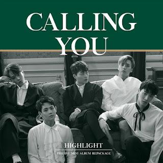 Lirik Lagu Highlight – Calling You