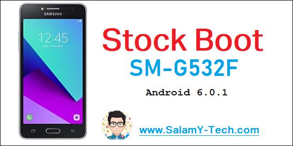 Stock Boot Samsung J2 SM-G532FXWU1AQG5
