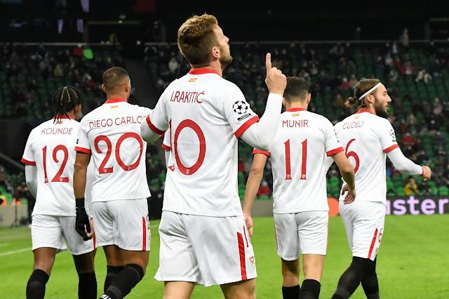 Crónica Krasnodar 1 - Sevilla FC 2