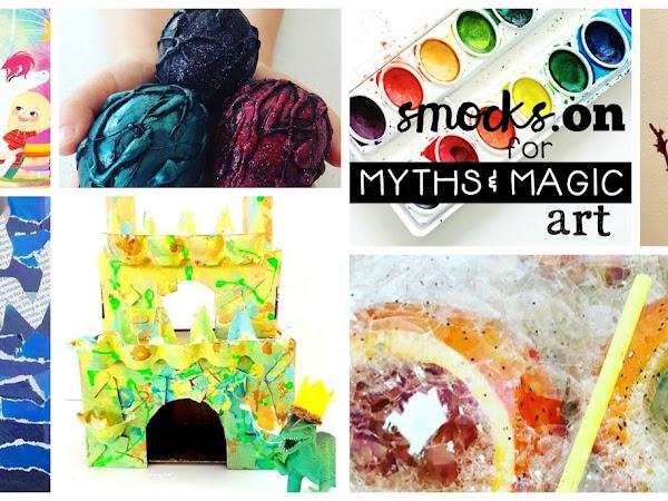 Best of Smocks: Myths & Magic Week