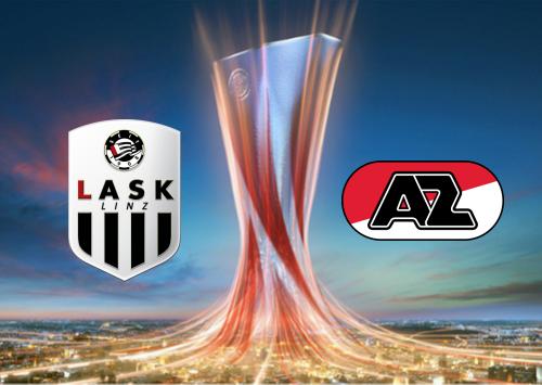 LASK vs AZ -Highlights 27 February 2020