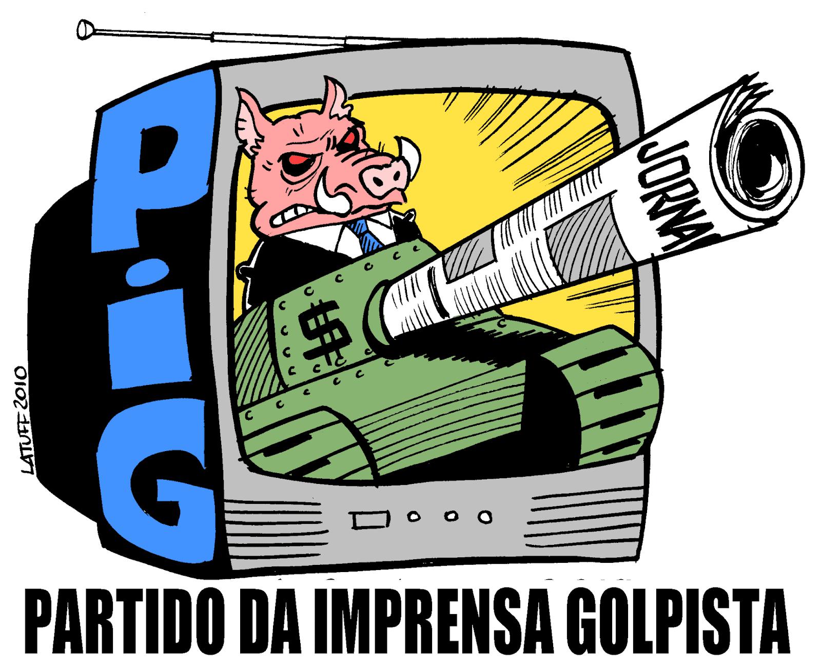 Depois de liderar os golpes de 1964, que lançaram o Brasil numa ditadura de 21 anos, e de 2016, que permitiram a ascensão do neofascismo no país, a Globo publica editorial
