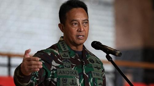 Jika Darurat, Jokowi Harus Pilih KSAD Andika Sebagai Panglima TNI