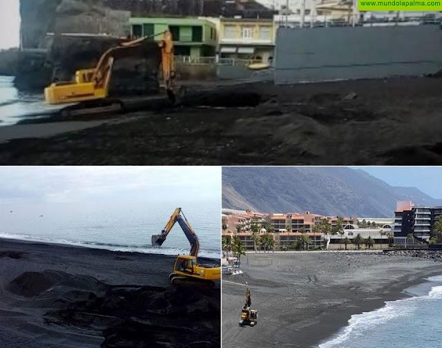 El Ayuntamiento de Los Llanos de Aridane prepara la reapertura de las playas del municipio para la Fase 2 de la desescalada