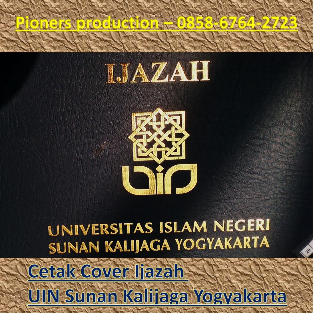 Cetak Map Ijazah / Sampul cover 0858-6764-2723 Sekolah - Kampus - Universitas