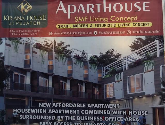 aparthouse murah dibawah 1 milyar