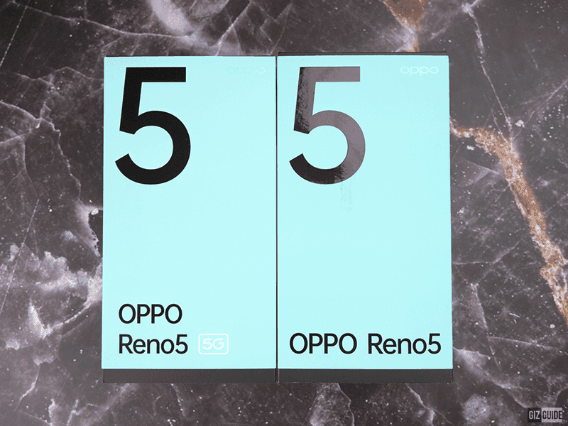 5 best features of the OPPO Reno5 4G and Reno5 5G