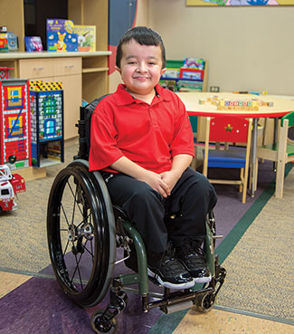 Views From The Edge: Meet Shriners Hospitals for Children national  spokesperson: Alec Cabacungan