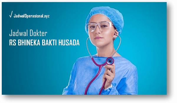 Jadwal Dokter RS Bhineka Bakti Husada