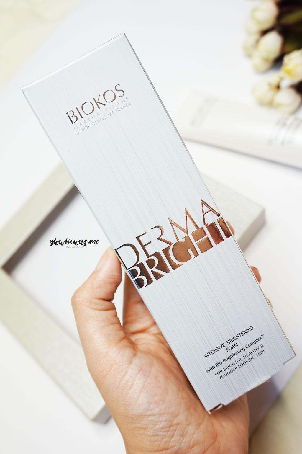 Biokos Derma Bright Intensive Brightening Cleanser