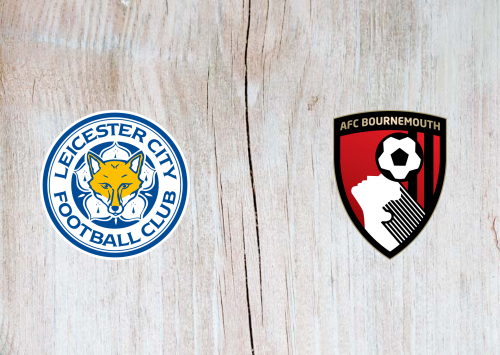 Leicester City vs AFC Bournemouth -Highlights 31 August 2019