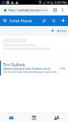 zona waktu email outlook microsoft