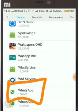 Trik Menonaktifkan WhatsApp Tanpa Mematikan Paket Data Internet