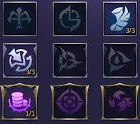 Custom Assassin Emblem Lancelot Mobile Legends