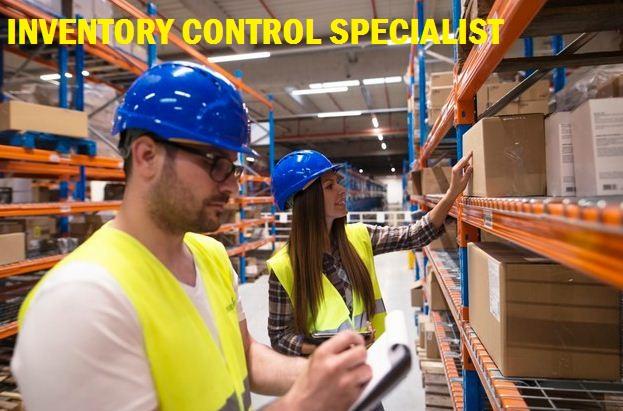 Inventory Control Specialist