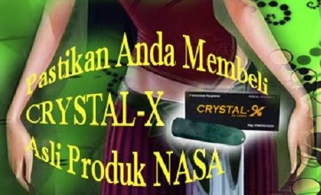 Asli Produk NASA