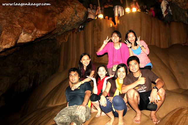Laagan Kaayo in Sumaguing Cave, Sagada