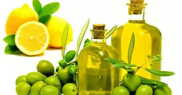 Khasiat Campuran Lemon dan Zaitun