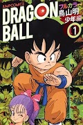 Dragon Ball (Coloured)