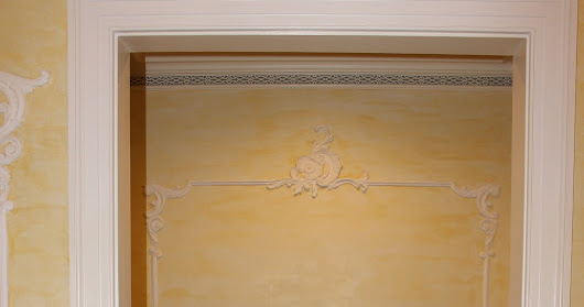 Plaster Moulding Project Update