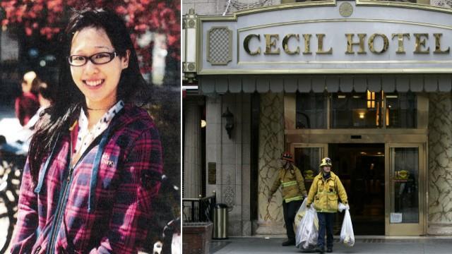 Elisa Lam y el Hotel Cecil