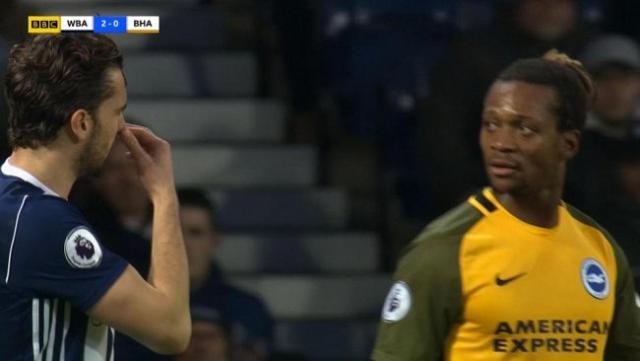 Premier League: le défenseur camerounais Gaëtan Bong victime de racisme lors d'un match