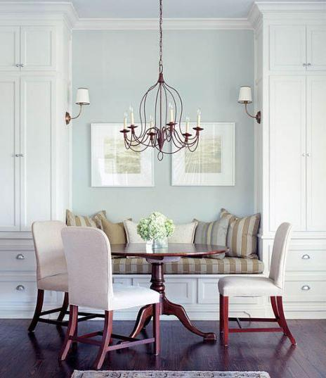 dining room banquette ideas | Casa Haus English: Ideas - Kitchen Nooks and Banquettes