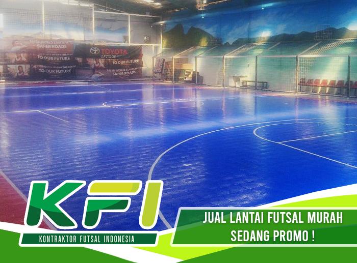 Jual Lantai Futsal Murah